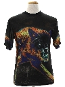 Mens or Boys Animal Print T-Shirt