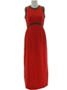 Womens Mod Grecian Style Cocktail Dress