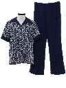 Womens Leisure Pantsuit
