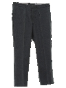 Mens Pleated Uniform Pants