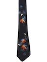 Mens Hand Painted Necktie