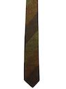 Mens Diagonal Stripe Necktie