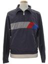 Mens Wind Breaker Style Track Jacket