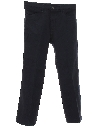 Mens Jeans Cut Leisure Pants