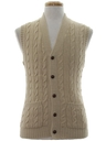 Mens Sweater Vest