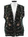 Womens Hippie Sweater Vest