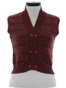 Womens or Girls Sweater Vest