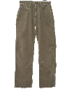 Mens Corduroy Jeans Pants