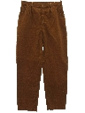 Womens Totally 80s Corduroy Pants
