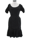 Womens Rayon Wiggle Cocktail Dress