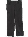 Mens Mod Western Style Wool Blend Leisure Slacks Pants