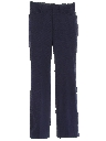 Mens Flared Mod Western Leisure Pants