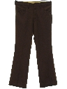 Mens Flared Mod Western Style Leisure Disco Pants