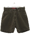 Mens Wicked 90s Denim Jorts Shorts