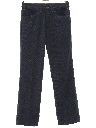 Mens Jeans-Cut Knit Pants