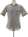Mens Totally 80s Safari Style Shirt