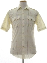 Mens Safari Style Shirt