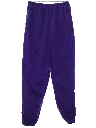Unisex Totally 80s Baggy Track Pants
