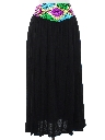 Womens Broomstick Skirt