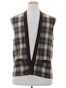 Mens Mod Sweater Vest
