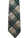 Mens Wide Disco Necktie