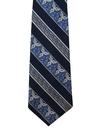 Mens Diagonal Wide Disco Necktie