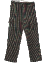 Unisex Baggy Pineapple Express Style Hippie Pants