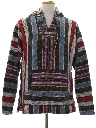 Mens Baja Hippie Jacket