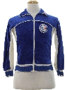 Unisex Girls or Boys Totally 80s Track Jacket
