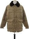 Mens Western Car Coat Style Ski Jacket