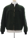 Mens Mod Wool Zip Jacket