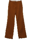 Womens Dittos Wide Leg Bellbottom Style Pants