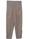 Mens Totally 80s Pleated Golf Pants