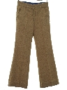 Mens Bellbottom Disco Pants