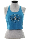Womens Totally 80s Gym T-Shirt