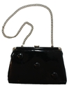 Womens Accessories - Mod Patent Leather Clutch Purse