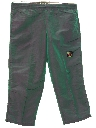 Mens Totally 80s Cropped Baggy Track Pants