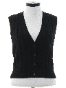 Womens Wool Sweater Vest
