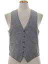 Mens Disco Suit Vest