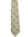 Mens Mod Wide Disco Necktie