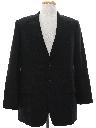 Mens Wool Blazer Sport Coat Jacket