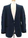Mens Mod Tuxedo Style Smoking Evening Blazer Sport Coat Jacket