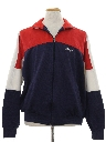 Mens Totally 80s Pullover Track Jacket