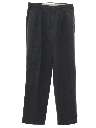 Mens Totally 80s Pleated Pants