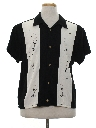 Mens Totally 80s Club/Rave Shirt
