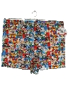 Mens Wicked 90s Warner Brothers Boxer Shorts