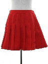 Womens Cheerleader or Tennis Skirt