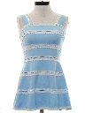 Womens Mod Mini Designer Tennis Dress