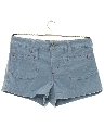 Womens Hotpants Corduroy Shorts