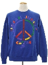 Mens Totally 80s Rare Collectible Nike Sweatshirt